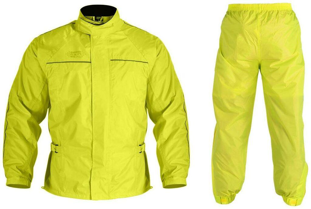 Obrázek produktu bunda a kalhoty RAIN SEAL, OXFORD (žlutá fluo)