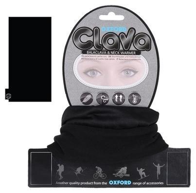 Obrázek produktu kukla a nákrčník Clava Black, OXFORD NW800