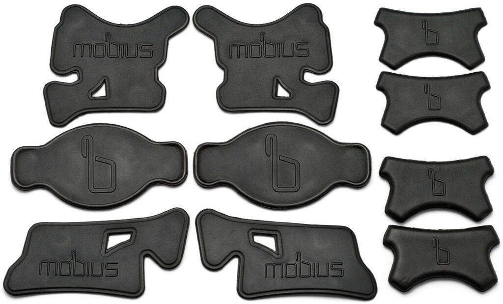 Obrázek produktu kit podložek ortézy velká sada X8 MOBIUS 00017