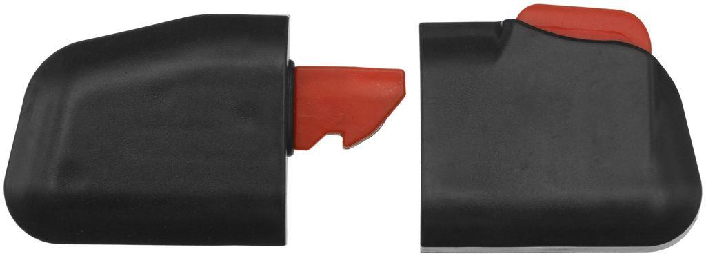 Obrázek produktu náhrádní ERS zámek krčního chrániče ATLAS (černá) ARP1-01-400