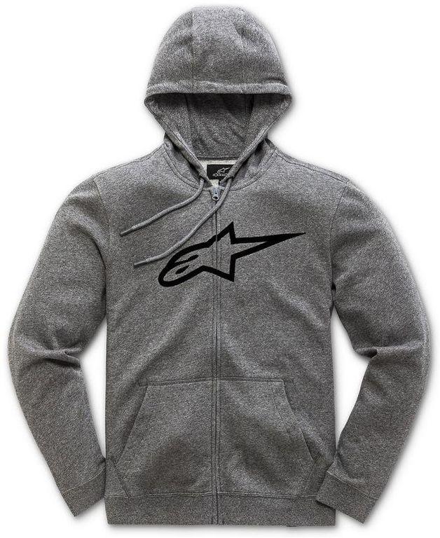 Obrázek produktu mikina AGELESS FLEECE, ALPINESTARS, dámská (šedá/černá) 1W38-53100-1126