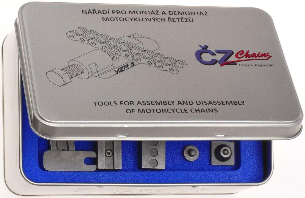 Obrázek produktu dělící a nýtovací přípravek VZR-6 pro řezy typu 520/525/530, ČZ - ČR D.I.D. VZR-6
