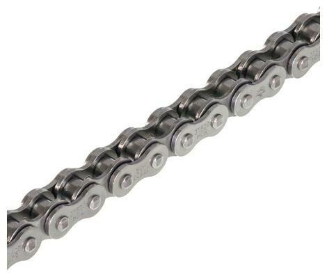 Obrázek produktu řetěz 520HDR2, JT CHAINS (bezkroužek, barva černá, 112 článků vč. rozpojovací spojky)