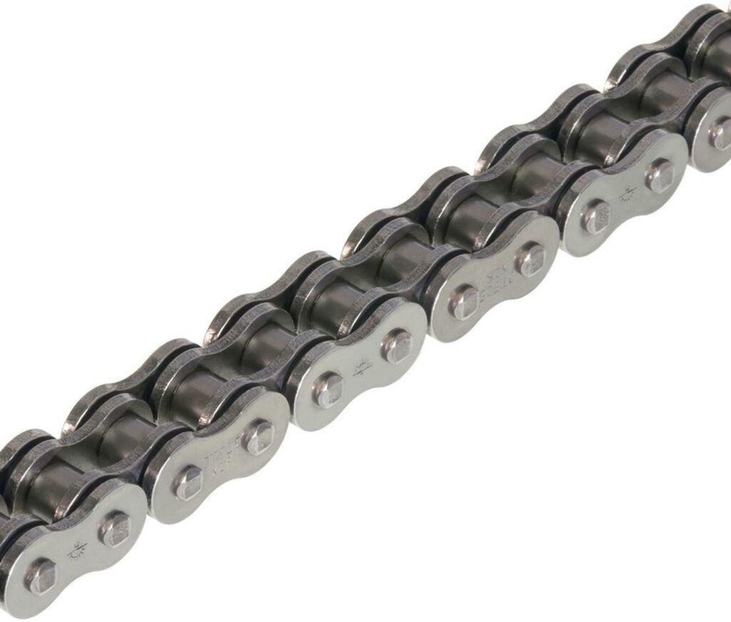 Obrázek produktu řetěz 525X1R, JT CHAINS (x-kroužek, barva černá, 108 článků, vč. nýtovací spojky)