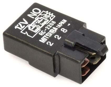 Obrázek produktu strartovací relé Q-TECH