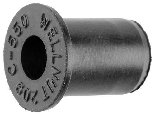 Obrázek produktu gumová matice se závitem M5 x 0,8 mm (sada 5 ks), Tourmax WEN-001