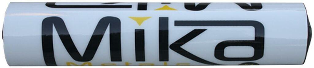 """Obrázek produktu chránič hrazdy řídítek """"Pro & Hybrid Series"""", MIKA (bílá) BIG BIKE PADS-WHITE"""