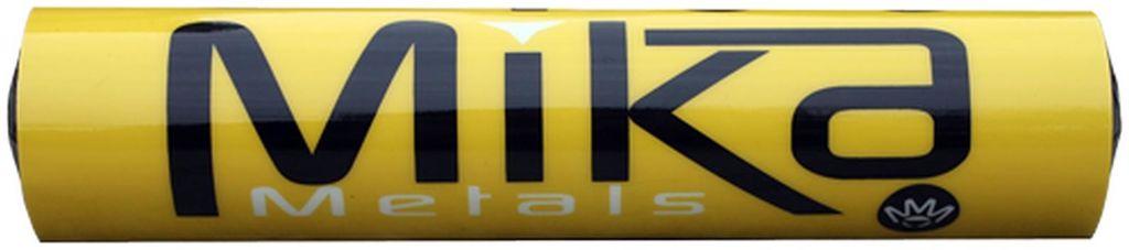 "Obrázek produktu chránič hrazdy řídítek ""Pro & Hybrid Series"", MIKA (žlutá) BIG BIKE PADS-YELLOW"