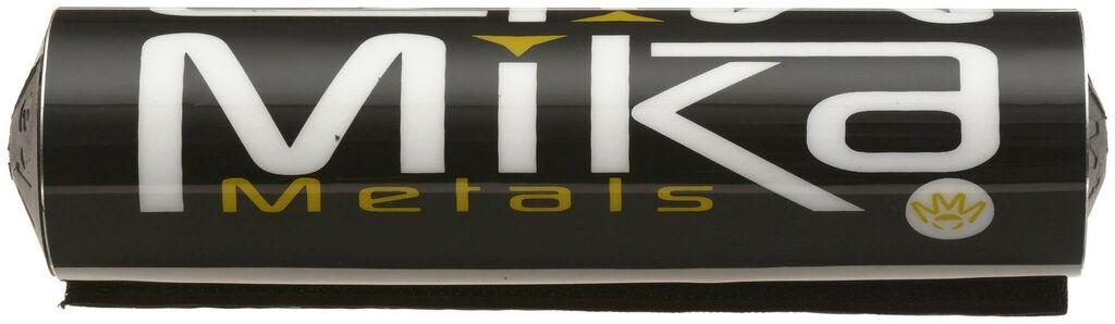 """Obrázek produktu chránič hrazdy řídítek """"MINI"""", MIKA (černý) MINI PADS BLACK-M"""