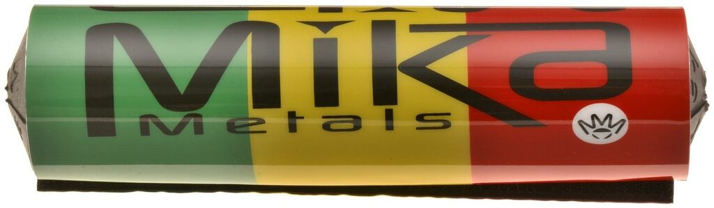 "Obrázek produktu chránič hrazdy řídítek ""MINI"", MIKA (rasta) MINI PADS RASTA-M"
