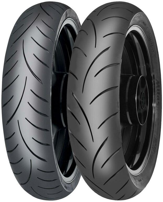 Obrázek produktu Pneu 110/70-17 (54H) MC50 RACING SOFT TL, SAVA - Slovinsko 3001579077000
