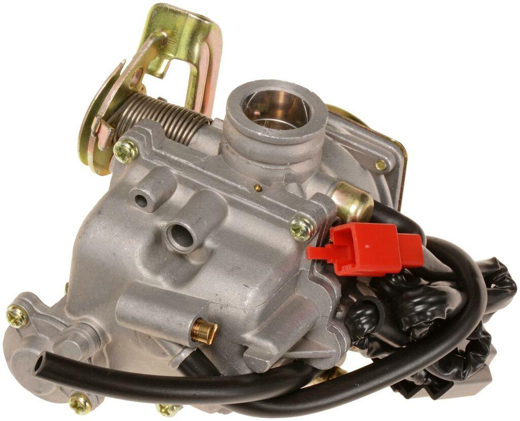 Obrázek produktu karburátor s pumpičkou (náhrada za originál, 50ccm) DMOTS 26