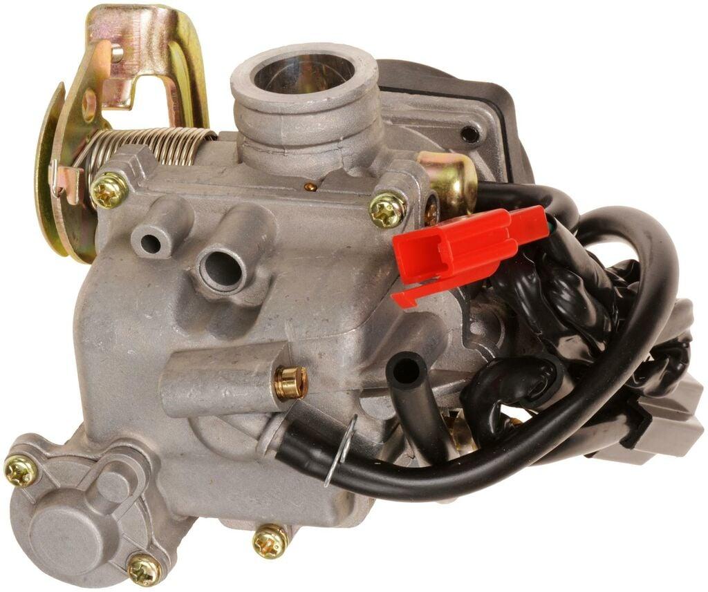 Obrázek produktu karburátor s pumpičkou (pro sadu na zvýšení objemu na 80ccm) DMOTS 26A