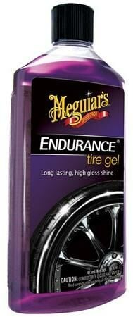 Obrázek produktu MEGUIARS Endurance High Gloss Tire Gel - lesk na pneumatiky 473 ml G7516