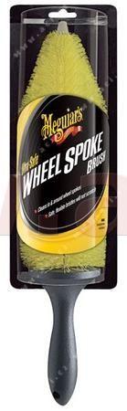 Obrázek produktu MEGUIARS Ultra-Safe Wheel Spoke Brush - kartáč na kola X1160