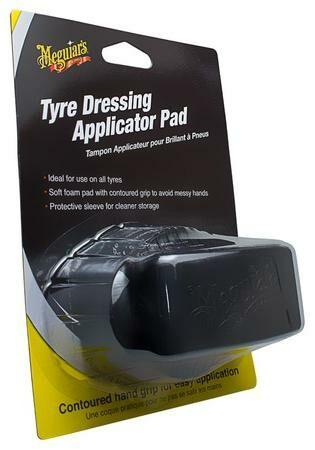 Obrázek produktu MEGUIARS aplikátor prostředků pro pneumatiky X3090