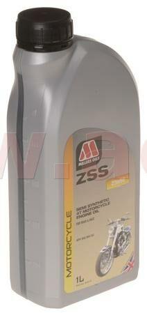 Obrázek produktu MILLERS OILS ZSS 20W50, polosyntetický olej s EP aditivy pro 4T motory 1 l 54931