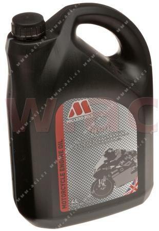 Obrázek produktu MILLERS OILS ZFS 2T, plně syntetický esterový olej pro vysoce výkonné 2T motory, SAE 20, 4 l 55324