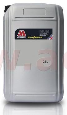 Obrázek produktu MILLERS OILS ZSS 10W40, polosyntetický olej pro 4T motory, vhodný pro aplikace s mokrou spojkou 25 l 52247
