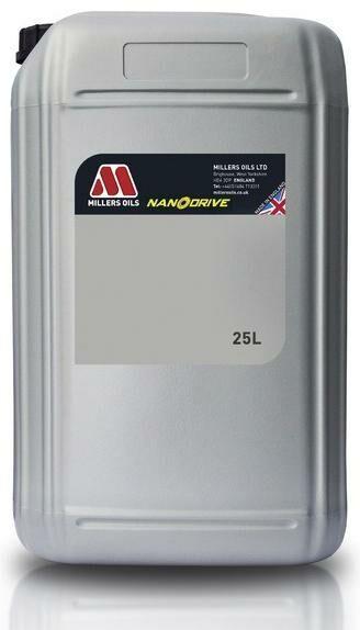 Obrázek produktu MILLERS OILS ZFS 10W40, plně syntetický olej pro 4T motory, vhodný pro aplikace s mokrou spojkou 20 l 58356