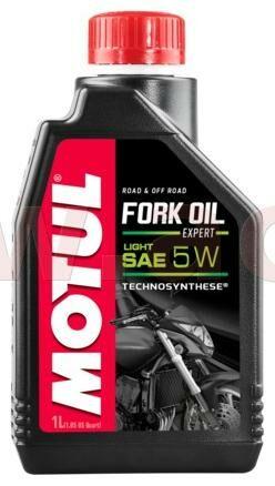 Obrázek produktu MOTUL FORK OIL Expert Light 5W 1 l  101142