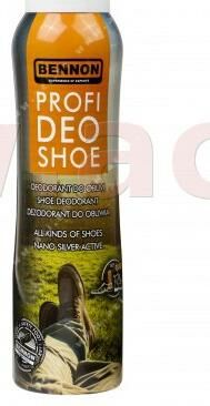 Obrázek produktu PROFI DEO SHOE deodorant do obuvi parfémovaný 150 ml 0759