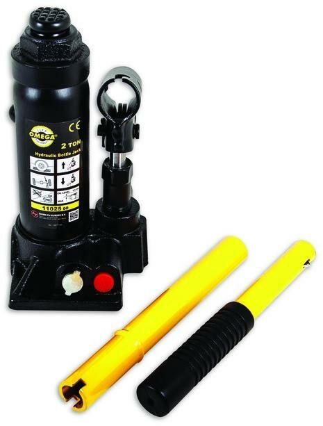 Obrázek produktu Hydraulický zvedák (panenka) 2 t - zdvih 183-348 mm 1102500