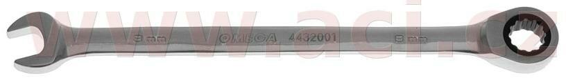 Obrázek produktu Klíč stranový/očko sráčnou 8 mm