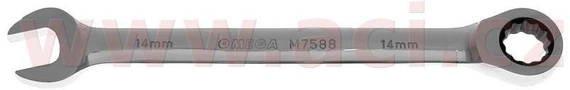 Obrázek produktu Klíč stranový/očko s ráčnou 14 mm