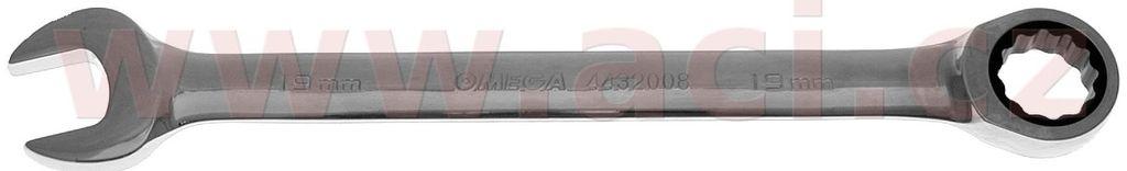 Obrázek produktu Klíč stranový/očko sráčnou 19 mm