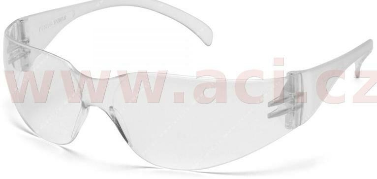 Obrázek produktu Brýle INTRUDER čiré, anti-fog 2015590101000