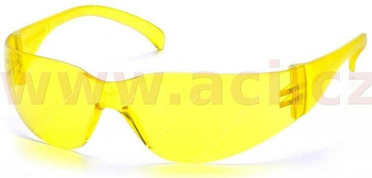 Obrázek produktu brýle INTRUDER žluté 2015590301000