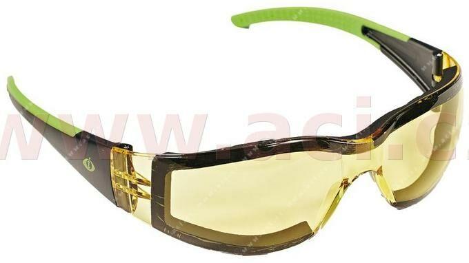 Obrázek produktu brýle GIEVRES IS s těsněním žluté 1110000001193