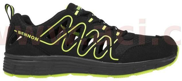 Obrázek produktu Pracovní obuv BENNON REBEL O1 zelená nízká 1200Z60147V65