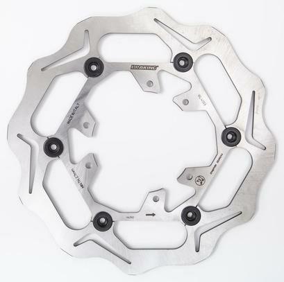 Obrázek produktu brzdový kotouč přední zvětšený (270 mm), BRAKING