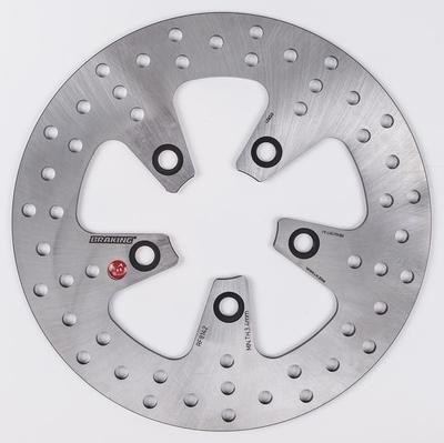 Obrázek produktu brzdový kotouč přední / zadní, BRAKING