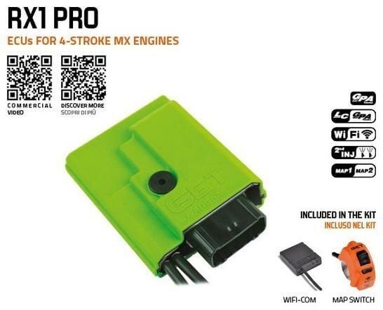 Obrázek produktu držák řídící jednotky RX1 PRO, GET (KTM/HUSKY EXC/TE 300/250 TPI/i 2018-2019) GK-GMSUP-0008