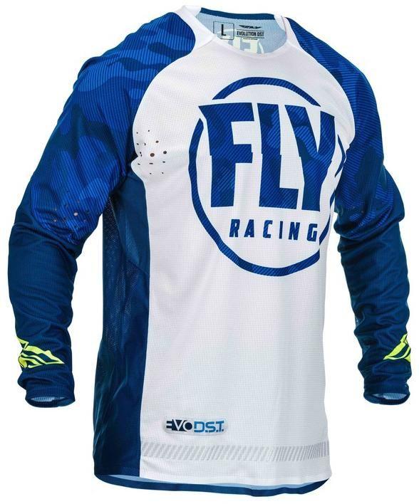 Obrázek produktu dres EVOLUTION 2020, FLY RACING (modrá/bílá) 373-221