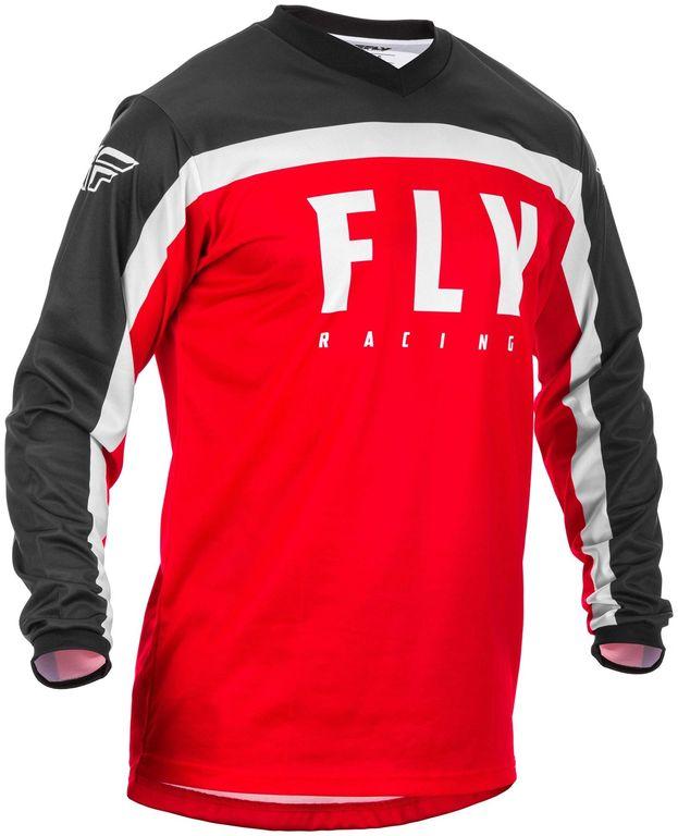 Obrázek produktu dres F-16 2020, FLY RACING (červená/černá/bílá) 373-923