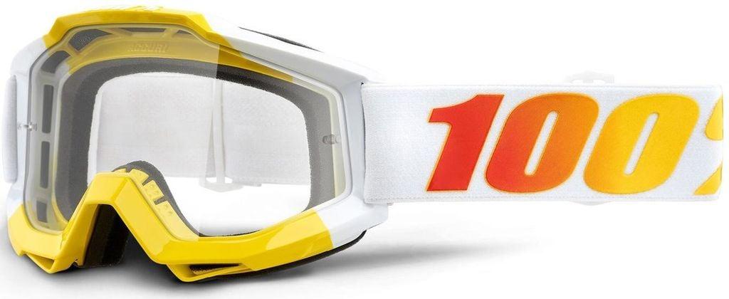 Obrázek produktu brýle ACCURI ASTRA, 100% - USA (čiré plexi) 50200-344-02
