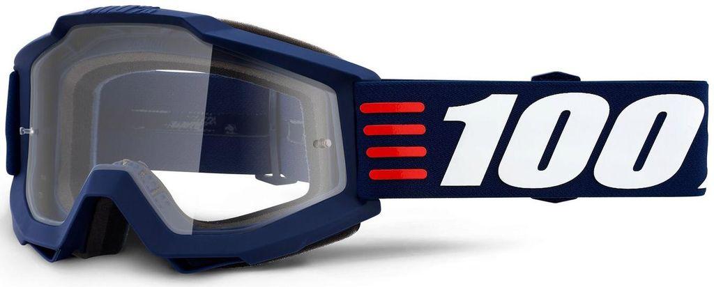 Obrázek produktu brýle ACCURI ART DECO, 100% - USA (čiré plexi) 50200-348-02