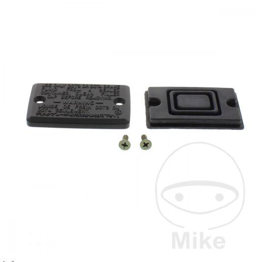 Obrázek produktu Brake/clutch reservoir repair kit TOURMAX lid, diaphragm and screws RCD-101