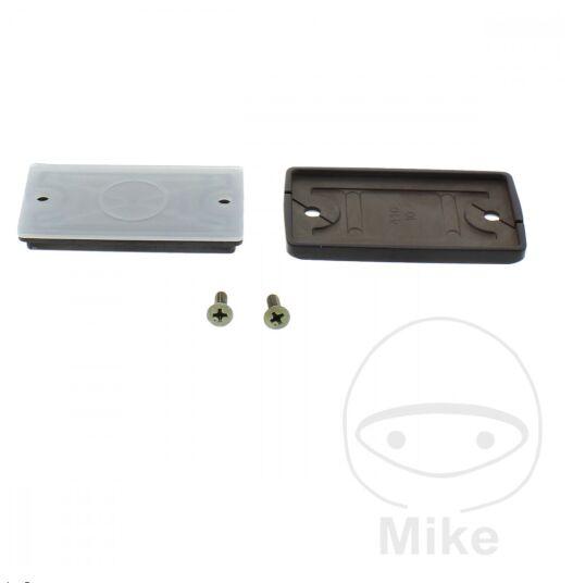 Obrázek produktu Brake/clutch reservoir repair kit TOURMAX lid, diaphragm and screws RCD-301