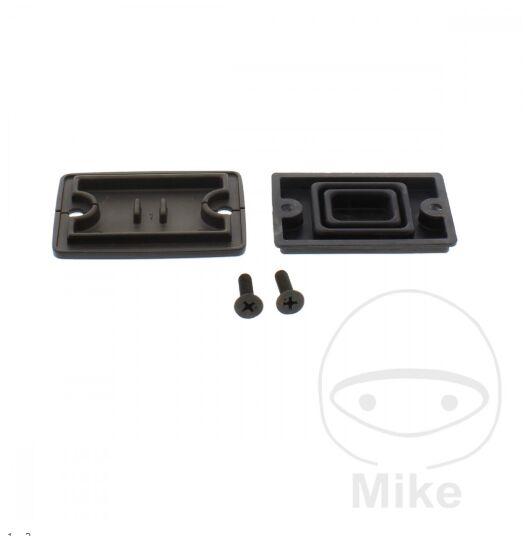 Obrázek produktu Brake/clutch reservoir repair kit TOURMAX lid, diaphragm and screws RCD-407