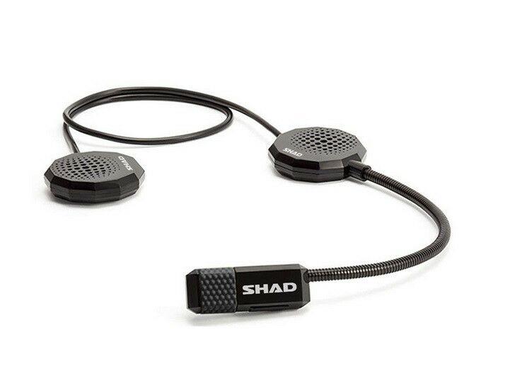 Obrázek produktu Hands free for helmets SHAD UC02 telefon / GPS / hudba X0UC02
