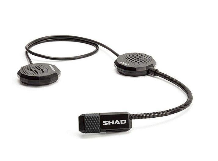 Obrázek produktu Hands interkom SHAD UC03 interkom / telefon / GPS / hudba X0UC03