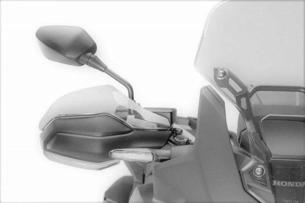 Obrázek produktu Chrániče páček PUIG EXTENSION černý 8948N