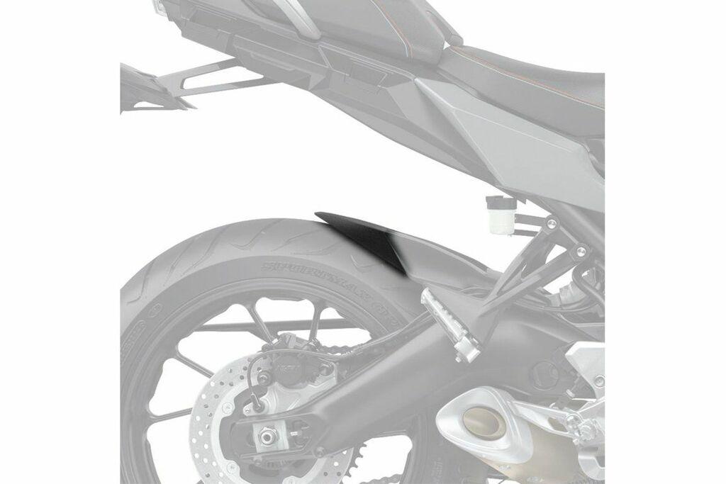 Obrázek produktu Nástavec zadního blatníku PUIG matná černá 0016J