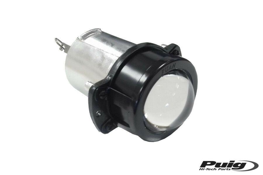 Obrázek produktu Light + bulb PUIG černý dálkové 3448N