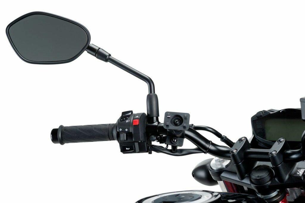 Obrázek produktu Držák zrcátka na řídítka PUIG černý